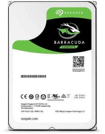 """HDD SEAGATE Barracuda 4TB SATA 3.0 128 MB 5400 rpm 2,5"""" Thickness 15mm ST4000LM024"""