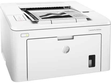 Laser Printer HP LaserJet Pro M203dw USB 2.0 WiFi ETH Duplex G3Q47A#B19