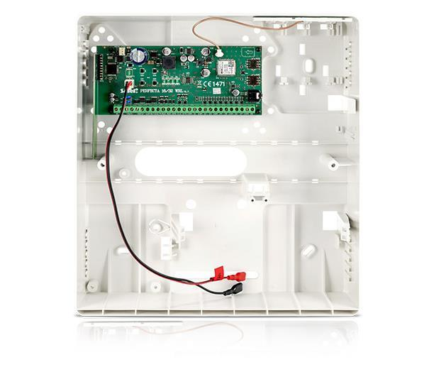 CONTROL PANEL 8-32ZONES/SET PERFECTA 32-WRL/A SATEL