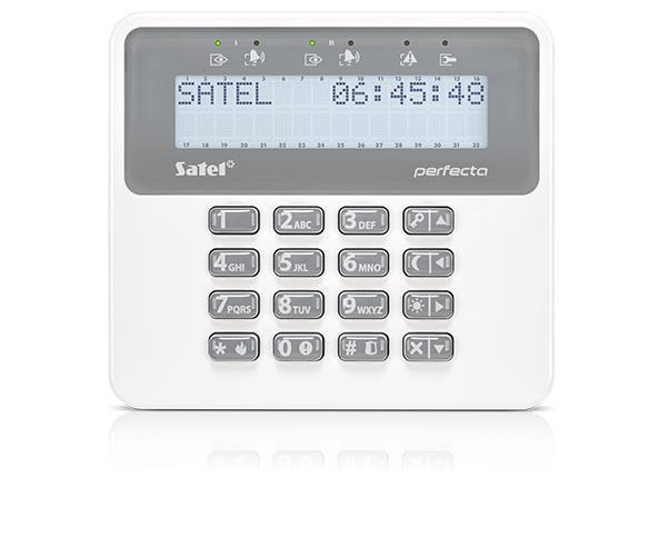 KEYPAD LCD PERFECTA/PRF-LCD SATEL