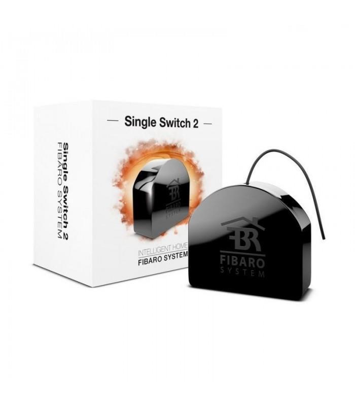 SMART HOME SINGLE SWITCH 2/FGS-213 ZW5 EU FIBARO