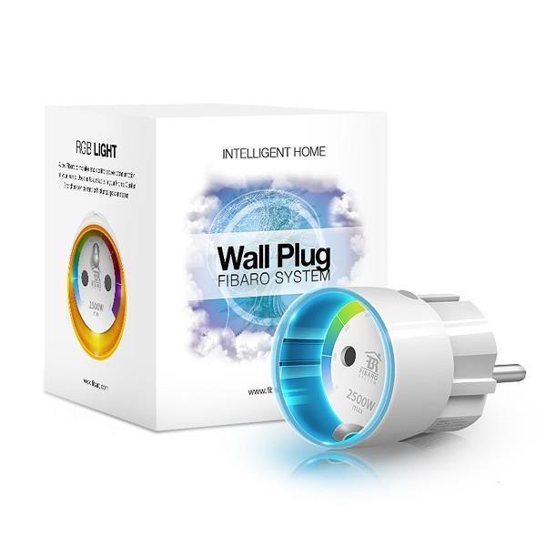 SMART HOME WALL PLUG TYPE F/FGWPF-102 ZW5 EU FIBARO