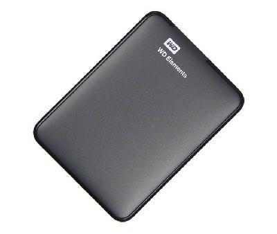 External HDD|WESTERN DIGITAL|Elements Portable|3TB|USB 3.0|Colour Black|WDBU6Y0030BBK-WESN