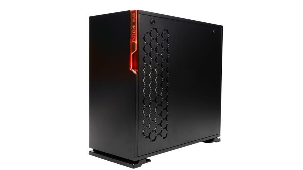 Case|IN WIN|101|MidiTower|ATX|MicroATX|MiniITX|Colour Black|DS.101BLACK