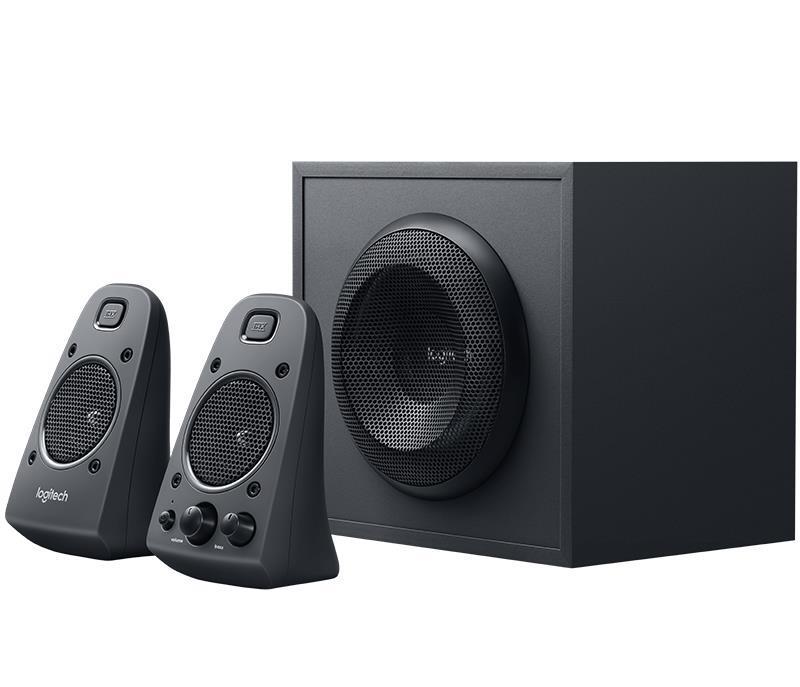 Speaker|LOGITECH|Z625|1xHeadphones jack|Black|980-001256