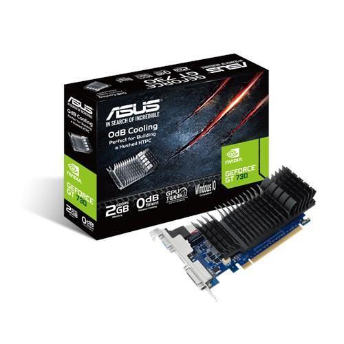 VGA PCIE16 GT730 2GB GDDR5/GT730-SL-2GD5-BRK ASUS