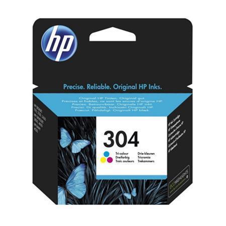 INK CARTRIDGE COLOR NO.304/N9K05AE HP