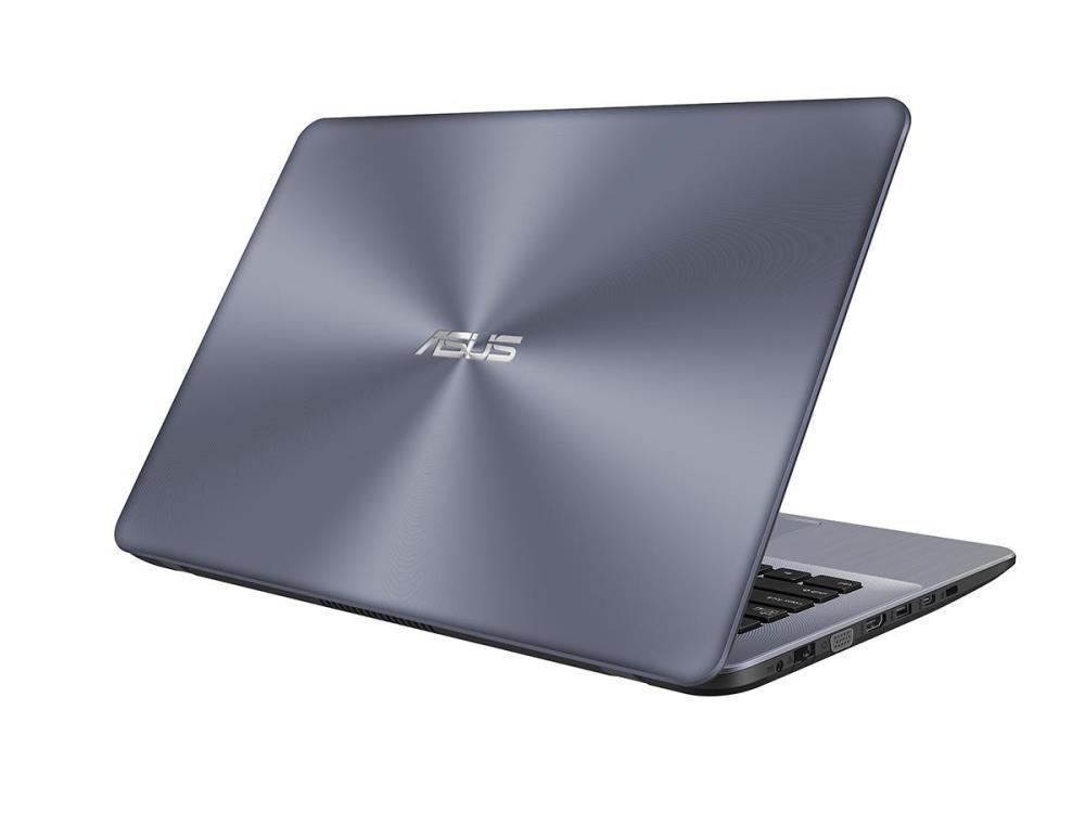 "Notebook   ASUS   VivoBook Series   X442UA-FA070T   CPU i3-7100U   2400 MHz   14""   1920x1080   RAM 4GB   DDR4   SSD 128GB   Intel HD graphics 620   Integrated   ENG   Windows 10 Home   Dark Grey   1.9 kg   90NB0FJ2-M00890"