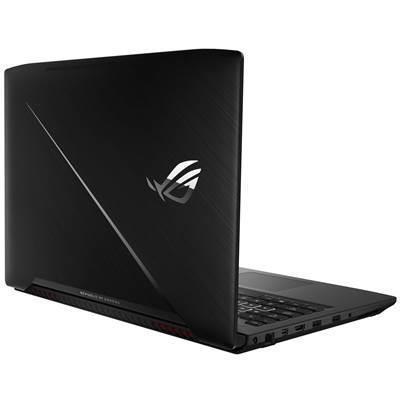 "Notebook | ASUS | GL503VD-FY005 | CPU i5-7300HQ | 2500 MHz | 15.6"" | 1920x1080 | RAM 8GB | DDR4 | 2400 MHz | HDD 1TB Hybrid HDD (FireCuda) | 5400 rpm | NVidia GeForce GTX1050 | 4GB | ENG | Black | 2.5 kg | 90NB0GQ2-M05970"