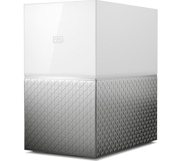 NAS STORAGE COMPACT 2BAY/6TB WDBMUT0060JWT-EESN WDC