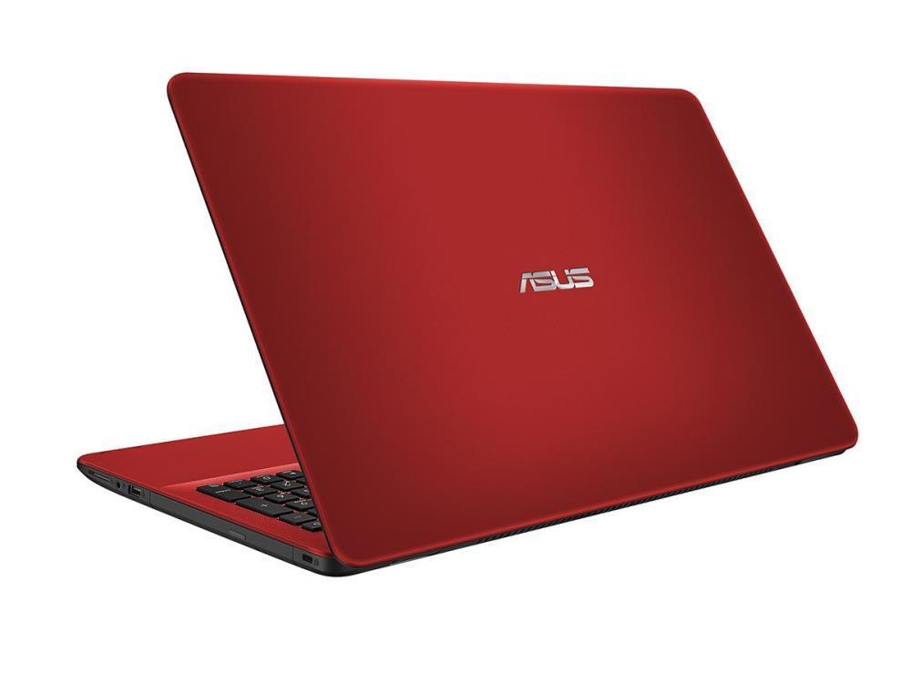 "Notebook | ASUS | X542UF-DM041T | CPU i5-8250U | 1600 MHz | 15.6"" | 1920x1080 | RAM 8GB | DDR4 | HDD 500GB | 5400 rpm | SSD 128GB | NVIDIA GeForce MX130 | 2GB | ENG | Windows 10 Home | Red | 2.3 kg | 90NB0IJ4-M00510"