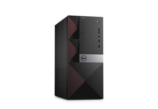 PC | DELL | Vostro | 3668 | MiniTower | CPU Core i5 | i5-7400 | 3000 MHz | RAM 8GB | DDR4 | 2400 MHz | SSD 256GB | Graphics card Intel HD Graphics | Integrated | ENG/RUS | Windows 10 Pro | Included Accessories Dell Optical Mouse MS116 Black, Dell Multimedia Keyboard Black | N227VD3668EMEA01_3