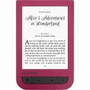"""READER INK 6"""" 8GB TOUCH HD 2/RED PB631-2-R-WW POCKET BOOK"""