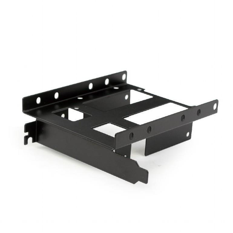 "HDD/SSD ACC PCI BRACK. 2X2.5""/3.5'' MR-PCISATA2.5-02 GEMBIRD"