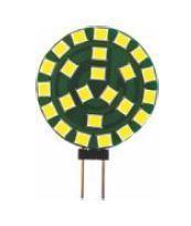 Light Bulb|LEDURO|Power consumption 2 Watts|Luminous flux 120 Lumen|3000 K|12V AC/DC|Beam angle 120 degrees|21055