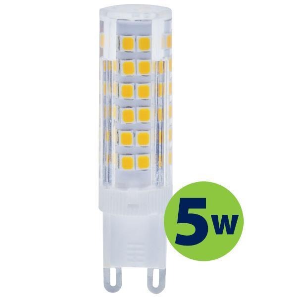 Light Bulb|LEDURO|Power consumption 5.5 Watts|Luminous flux 500 Lumen|2700 K|220 - 240V|Beam angle 360 degrees|21054