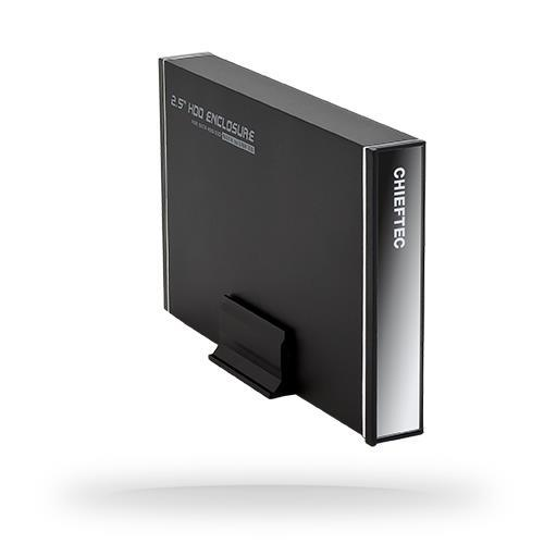 "HDD CASE EXT. USB3 2.5""/BLACK CEB-7025S CHIEFTEC"
