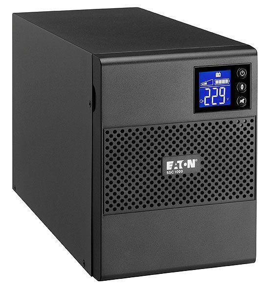 UPS|EATON|700 Watts|1000 VA|Wave form type Sinewave|LineInteractive|Desktop/pedestal|5SC1000I