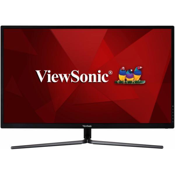"LCD Monitor VIEWSONIC VX3211-2K-mhd 31.5"" Business Panel IPS 2560x1440 16:9 3 ms Speakers Swivel Pivot Height adjustable Tilt Colour Black VX3211-2K-MHD"