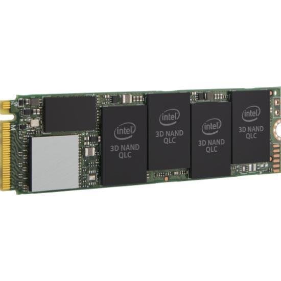 SSD|INTEL|660p|512GB|M.2|PCIE|NVMe|QLC|Write speed 1000 MBytes/sec|Read speed 1500 MBytes/sec|TBW 100 TB|MTBF 1600000 hours|SSDPEKNW512G8X1978348