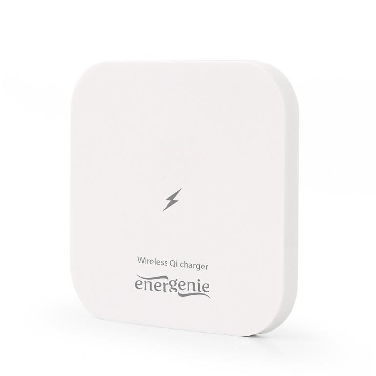 MOBILE CHARGER WRL QI/WHITE EG-WCQI-02-W GEMBIRD