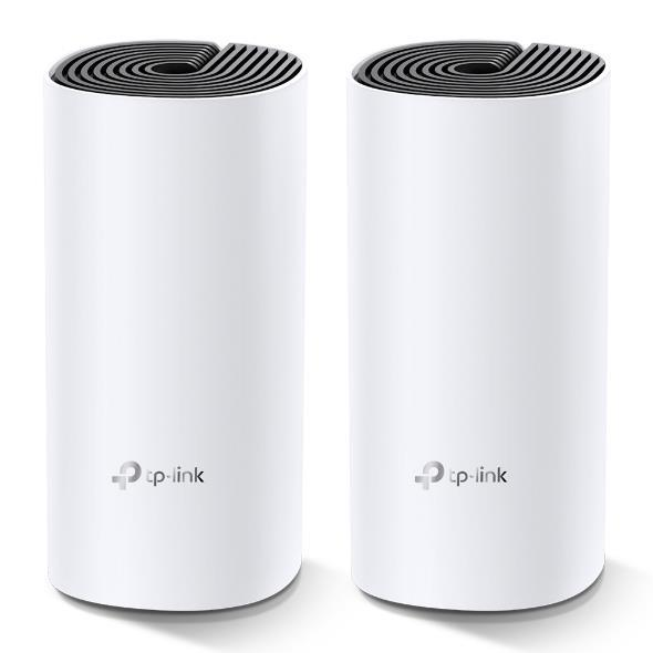 Wireless Router TP-LINK Wireless Router 2-pack 1200 Mbps DECOM4(2-PACK)
