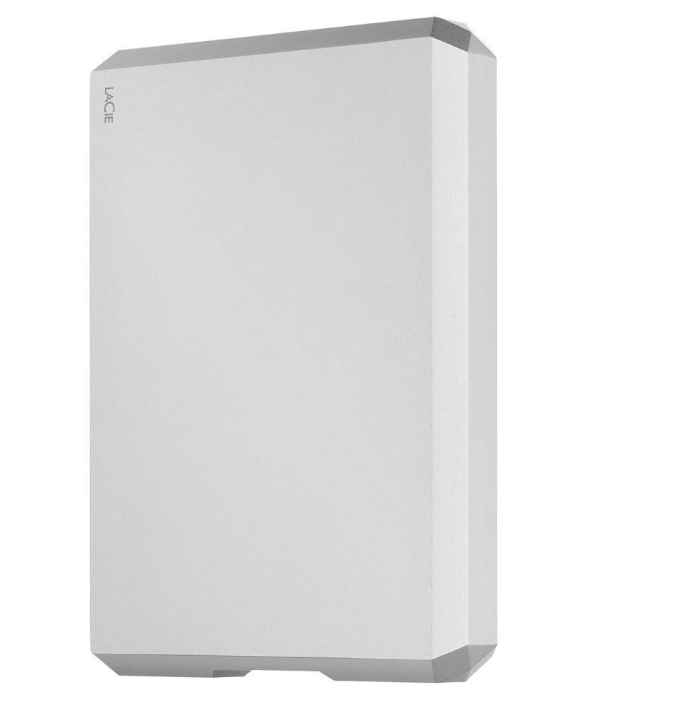 External HDD|LACIE|Mobile Drive|5TB|USB-C|Colour Silver|STHG5000400