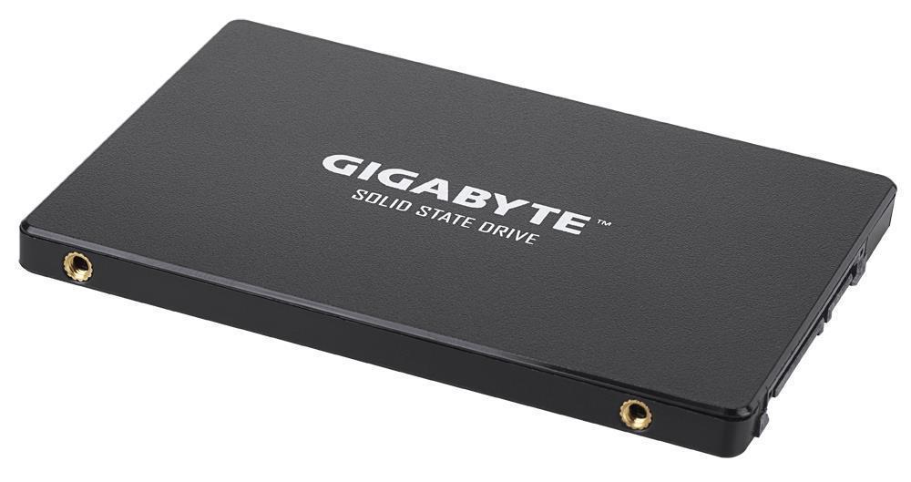 "SSD|GIGABYTE|480GB|SATA 3.0|Write speed 480 MBytes/sec|Read speed 550 MBytes/sec|2,5""|TBW 200 TB|MTBF 2000000 hours|GP-GSTFS31480GNTD"