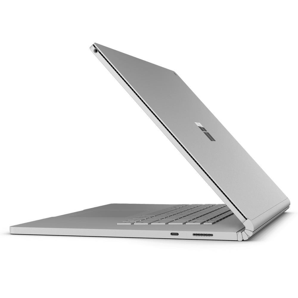 """Nešiojamasis kompiuteris MICROSOFT Surface Book 2   13.5"""", PixelSense (3000x2000), liečiamas ekranas   Intel Core i5-7300U   8GB 1866MHz RAM   SSD 256GB   Integruota Intel HD Graphics 620   Windows 10 Pro   Sidabrinis   1.534 kg   1252006 / HMW-00025   Akcija"""