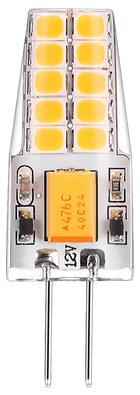 Light Bulb|LEDURO|Power consumption 2.5 Watts|Luminous flux 200 Lumen|2700 K|AC/DC 12V|Beam angle 360 degrees|21056