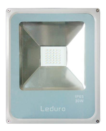 Lamp LEDURO Power consumption 30 Watts Luminous flux 2700 Lumen 4000 K 220-240V Beam angle 100 degrees 36530