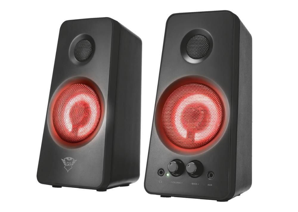 Speaker|TRUST|GXT 608|P.M.P.O. 36 Watts|1xAudio-In|1xHeadphones jack|21202