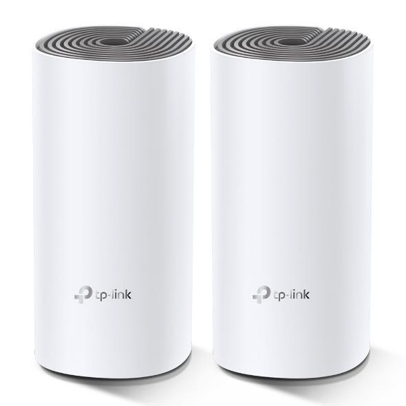 Wireless Router TP-LINK Wireless Router 2-pack 1167 Mbps IEEE 802.11ac LAN \ WAN ports 2 Number of antennas 2 DECOE4(2-PACK)