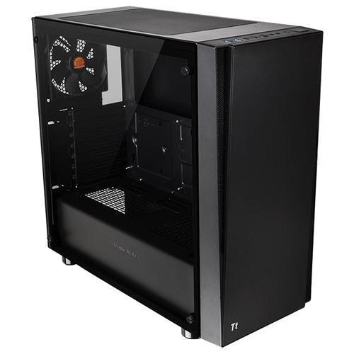 Case THERMALTAKE Versa J21 Tempered Glass Edition MidiTower Not included ATX MicroATX MiniITX CA-1K1-00M1WN-00