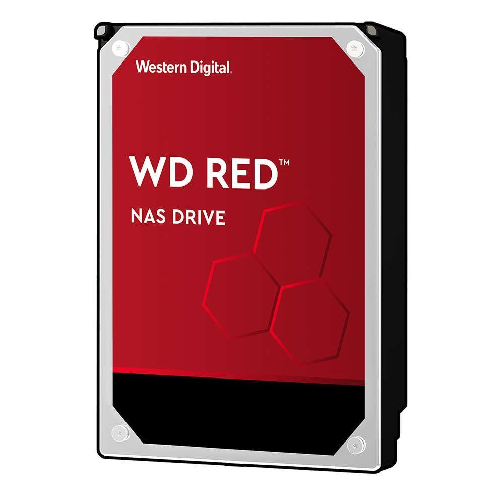 "HDD WESTERN DIGITAL Red 2TB SATA 3.0 256 MB 5400 rpm 3,5"" WD20EFAX"