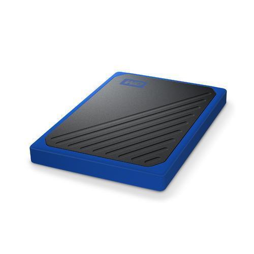 External SSD|WESTERN DIGITAL|My Passport Go|500GB|USB 3.0|WDBMCG5000ABT-WESN