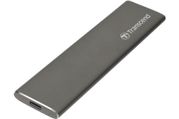External SSD|TRANSCEND|ESD250C|960GB|USB 3.1|Write speed 460 MBytes/sec|Read speed 520 MBytes/sec|TS960GESD250C