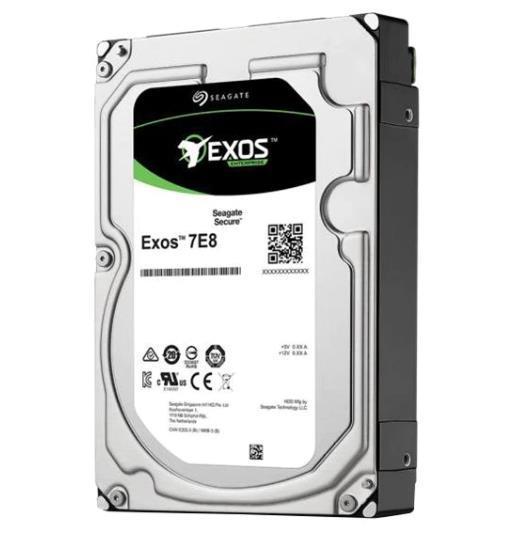 HDD SEAGATE Exos 7E8 4TB SATA 256 MB 7200 rpm ST4000NM002A