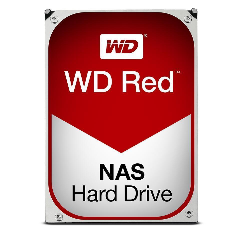 "HDD|WESTERN DIGITAL|Red|6TB|SATA 3.0|256 MB|5400 rpm|3,5""|WD60EFAX"