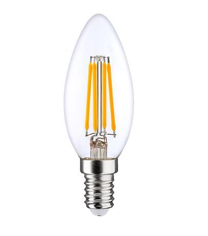 Light Bulb LEDURO Power consumption 6 Watts Luminous flux 810 Lumen 3000 K 220-240V Beam angle 360 degrees 70305