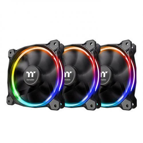 CASE FAN 120MM 3-RGB SET/RIING/CL-F071-PL12SW-A THERMALTAKE