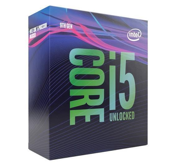 CPU|INTEL|Core i5|i5-9400|Coffee Lake|2900 MHz|Cores 6|9MB|Socket LGA1151|65 Watts|GPU UHD 630|BOX|BX80684I59400SRG0Y