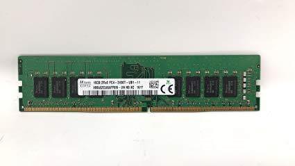 Server Memory Module DELL DDR4 16GB UDIMM/ECC 2666 MHz 1.2 V AA335286