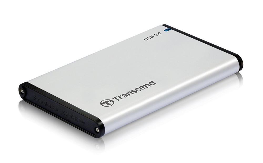 """SSD/HDD CASE 2.5"""" USB3.1/TS0GSJ25S3 TRANSCEND"""