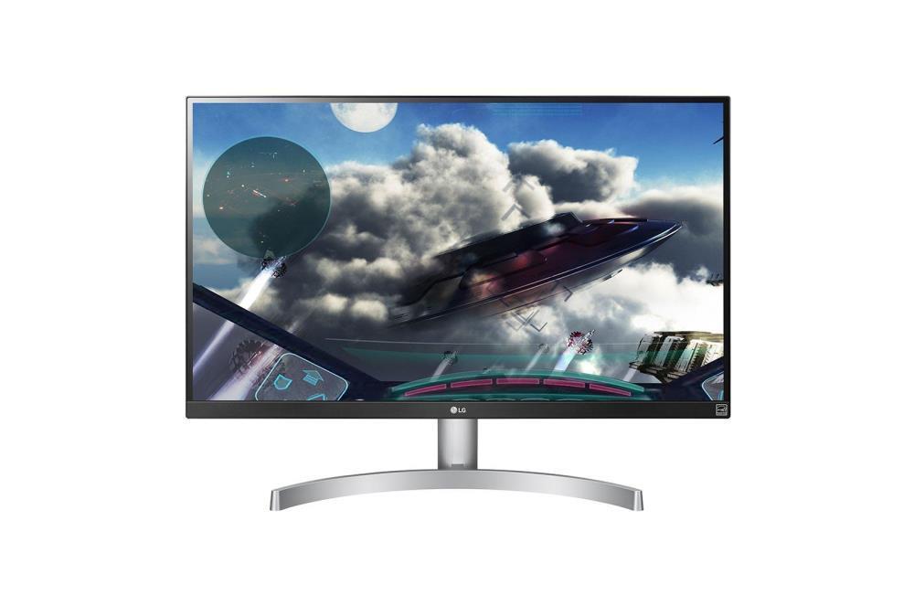 "LCD Monitor LG 27UL600-W 27"" 4K Panel IPS 3840x2160 16:9 60Hz 5 ms Tilt 27UL600-W"
