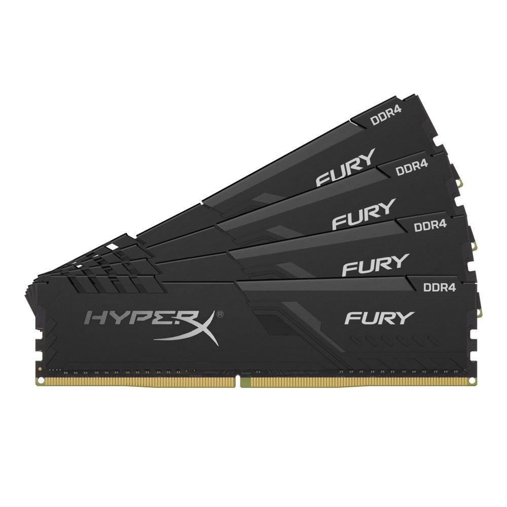 MEMORY DIMM 16GB PC24000 DDR4/KIT4 HX430C15FB3K4/16 KINGSTON
