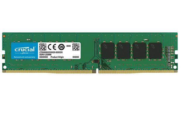 MEMORY DIMM 16GB PC25600 DDR4/CT16G4DFD832A CRUCIAL