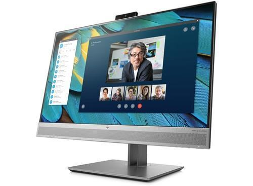 """LCD Monitor HP E243m 23.8"""" Business Panel IPS 1920x1080 16:9 60Hz 5 ms Speakers Swivel Pivot Height adjustable Tilt Colour Silver 1FH48AT#ABB"""