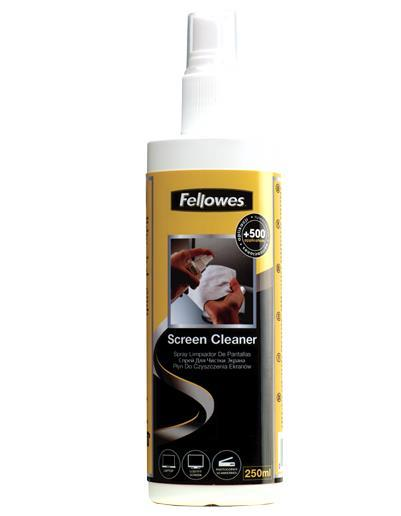 CLEANING SPRAY 250ML/99718 FELLOWES