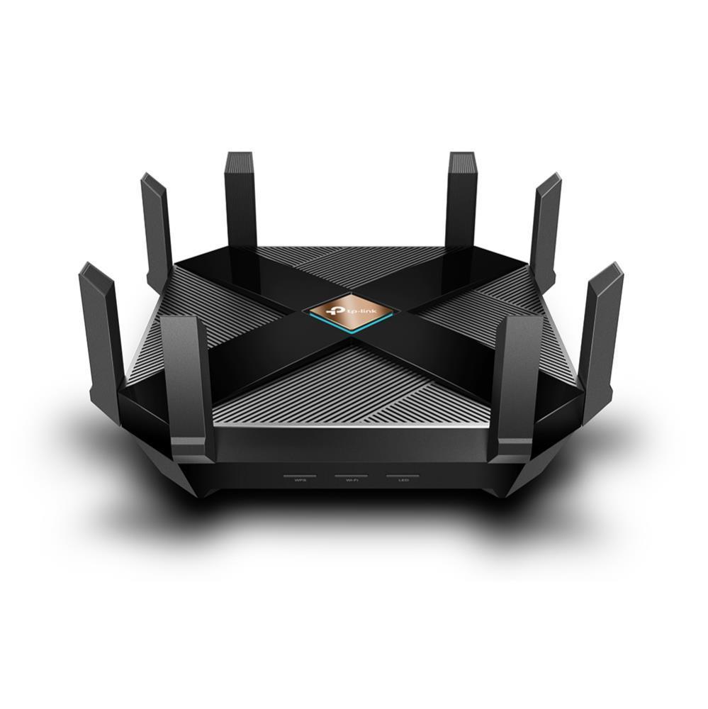 Wireless Router|TP-LINK|Router|6000 Mbps|IEEE 802.11a|IEEE 802.11n|IEEE 802.11ac|IEEE 802.11ax|USB 3.0|8x10/100/1000M|LAN \ WAN ports 1|ARCHERAX6000